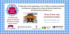La más completa agenda en la Mancomunidad #Espadán #Mijares y #Onda del 12 al 18 de septiembre de 2016 http://www.eltriangulo.es/contenidos/?pagename=agenda-semanal