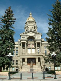 Capitol Building - Cheyenne, Wyoming
