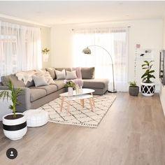 Home Interior Contemporary Home Living Room, Living Room Color, Living Room Decor Apartment, Apartment Living Room, House Interior, Apartment Decor, Bedroom Decor, Interior Design Living Room, Home Interior Design