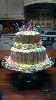 My nieces birthday cake