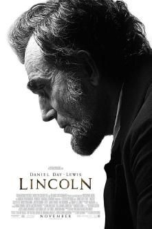 Take a look at the first poster from bio-pic Lincoln. Daniel Day Lewis will play the title role.