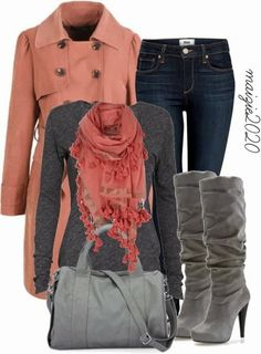 Love Love Love this one minus jacket again   Polyvore Outfits | Fashion Icon.: 15 Trendy Polyvore Outfits for Fall/Winter 2013/2014