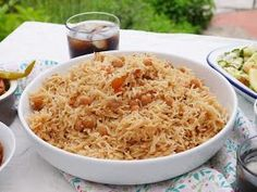 This Muslim Girl Bakes: Chickpea Pulao.