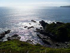 Mirador Desembocadura Río Bío Bío, Concepción, Chile