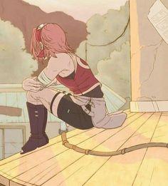 Anime Naruto, Naruto Girls, Naruto Art, Naruto Shippuden Anime, Boruto, Sakura Haruno, Sakura And Sasuke, Konoha Village, Tee Shop