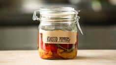 Roasted Bell Peppers Videos | Food How to's and ideas | Martha Stewart
