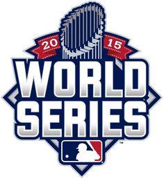MLB World Series Primary Logo (2015)