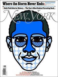 cMag517 - New York Magazine cover by Craig & Karl / November 2012