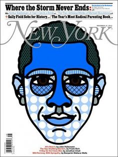 cMag517 - New York Magazine cover by Craig & Karl / November 2012