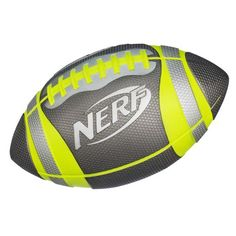 Nerf NSports Pro Grip Football  Green *** More info could be found at the image url.Note:It is affiliate link to Amazon. #c4c
