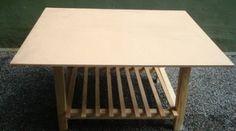 mesas de madera para corte de tela - Buscar con Google