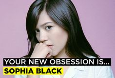 I got Sophia Black! Which New Pop Singer Should You Obsess Over This Year?