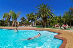 Tourist and Caravan Parks - Big 4 MacDonnell Ranges Holiday Park