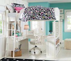 10 inspirações para decoração de quarto infantil feminino, cada um com um charme especial e certamente ajudarão suas ideias quanto a um novo projeto!