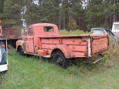 Early 50's Dodge Truck