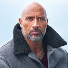 Dwayne Johnson EBONY Power 100 Cover Shoot. December 2017.
