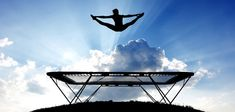 Interested in learning more about the various health benefits of using a trampoline? See these benefits, and learn how to choose the right trampoline. Gymnastics Trampoline, Kids Trampoline, Trampoline Workout, Trampolines, Gymnastics Wallpaper, Event Guide, Live Long, Aerobics, You Fitness