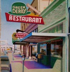 Green Derby - Jeannie Schlump