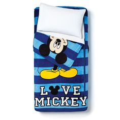 Done in a zip! Mickey Mouse cover that fits snugly around most twin size beds. It resembles a sack as it fits on both the top and bottom of the mattress.Zip-A-Dee-Doo-Dah! From making the bed in the morning, to tucking them in to sleep, these snazzy, easy-to-zip ZippySacks® are really what dreams are made of! Shop online at www.youravon.com/my1724 or by clicking on the pin!!
