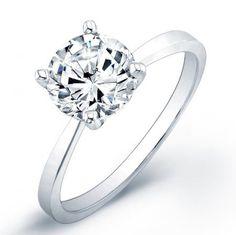 Carat round cut diamond engagement ring SI F (GRA) on sale for 5163 for carat. Engagement Ring Prices, Round Solitaire Engagement Ring, Perfect Engagement Ring, Diamond Solitaire Rings, Wedding Engagement, Wedding Band, Wedding Rings, Round Cut Diamond, Diamond Engagement Rings