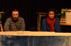 Final coffin (Laura Wade's 'Colder Than Here' TFTV Nov '13. Directed by @Steven Jeram)