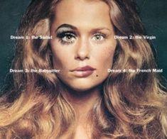 Lauren Hutton on the cover of Esquire, December 1968 Lauren Hutton, Cool Magazine, Vogue Magazine, Magazine Covers, Magazine Design, 70s Makeup, Grunge Makeup, Vintage Makeup, Vintage Hair