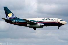 AirTran Airways   Boeing 737-200   N470AT   Miami International