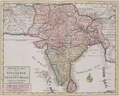 Historical Maps India In Type: jpg, File size: 502231 bytes KB), Map Dimensions: x colors)