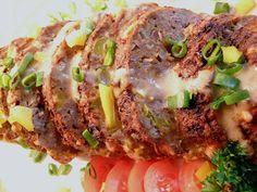 bunte halogenofenrezepte Meatloaf, Beef, Food, Gourmet, Chef Recipes, Ground Meat, Pasta Meals, Meat, Essen