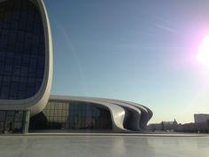 Unusual Baku