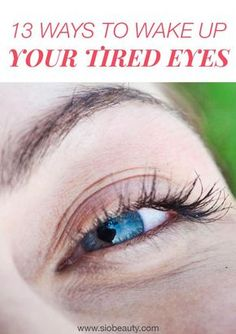 After reading this guide, you'll know exactly how to get rid of those tired eyes once and for all. Source by siobeauty under eyes remedy Natural Hair Mask, Natural Hair Styles, Natural Beauty, Anti Aging, Ways To Wake Up, Under Eye Bags, Eye Wrinkle, Get Rid Of Blackheads, Tired Eyes