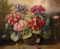 Gallery.ru / Фото #7 - Цветочное от Camilla Gobl-Wahl - Anneta2012