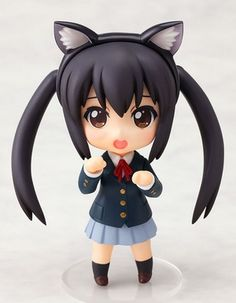 K-ON! Nakano Azusa Nendoroid No.104 action figure by Good Smile Company