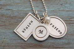 Heirloom Mother's Necklace. #heirloom #necklace #mothersday Mother's Day Jewelry