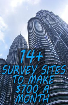Before I started blogging, one of the ways I made extra cash was by doing free online surveys. I didn't get rich from taking these online surveys, but I made a good side income by spending a little bit of my time every day.