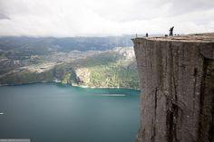 Величественные горы Норвегии (рассказ о поездке+фото)
