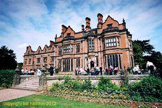famous English manor plasterwork interiors | Originally built as a grand country house, Beaumanor Hall has proudly ...
