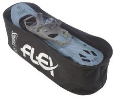 Tubbs Women's Flex Esc Snowshoe Kit (Powder Blue, 22-Inch) by Tubbs. $129.95. Tubbs Flex Esc Womens Snowshoes - For new snowshoers and those looking for more comfort on their snowshoe excursions, the Flex Esc offers the perfect opportunity for value-conscious buyers to have all the technical advancements found in the Flex Series at an affordable price. With the Flex Tail, 3D-Curved Traction Rails, and the QuickFlex binding, the Flex Esc has it all. The patented Fle...