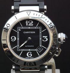 Pasha De Cartier Seatimer Automatic 40 Mm