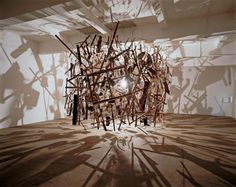 cornelia parker cold dark matter - Google Search