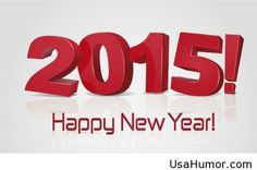 Simple happy new year saying