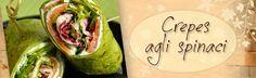 Relasé: Crêpes agli spinaci con salmone affumicato - ricet...