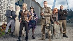 Syfy announces were going back to Defiance for a second season