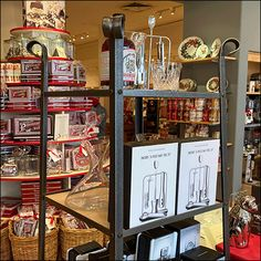 Retail Fixtures, Store Fixtures, Small Appliances, Williams Sonoma, Metal Working, Liquor Cabinet, Dinner Recipes, Tower, Shapes