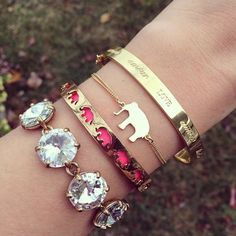 Todays arm party!