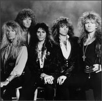 Whitesnake - Love those 80's                        hair bands!