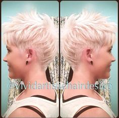 Ga jij voor blond dit jaar? Blonde korte kapsels voor jou