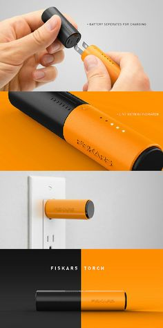 The Fiskars Torch combines the best of modern minimalism, intuitive design and…