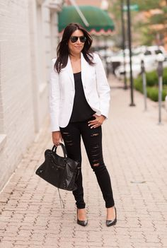 Love this outfit from Pages of Style...via ClosetSpace