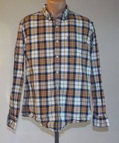 American-Eagle-Outfitters-Large-Casual-Dress-Shirt-Long-Sleeve